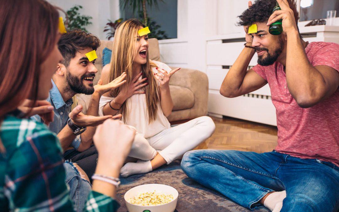 Kodėl žaidimai yra vienas naudingiausių laisvalaikio užsiėmimų suaugusiems?