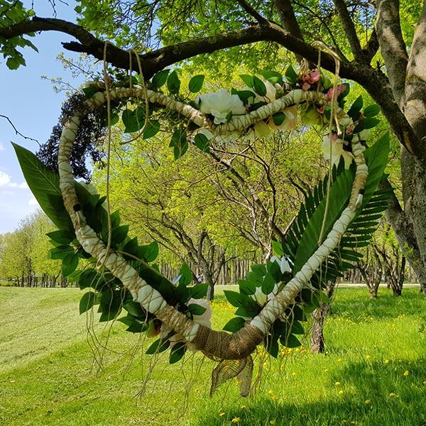 Dekoracija širdis